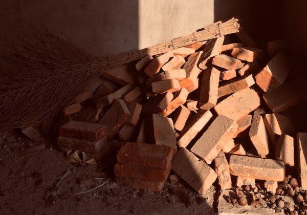tutoriel conseils demonter recuperer briques pour revente materiau