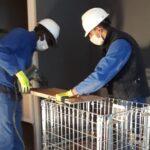 chantier déconstruction sélective valoriser déchets