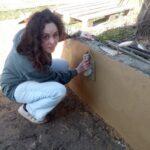 angélina viel maçonne bâtiment ancien