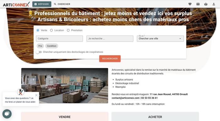 marketplace articonnex