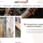 articonnex magazine en ligne reemploi